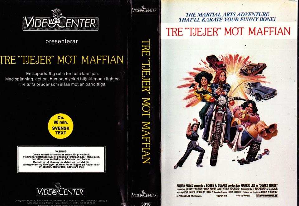 Tre Tjejer Film
