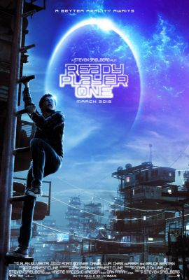 Ready Player One (2018), Tye Sheridan action movie