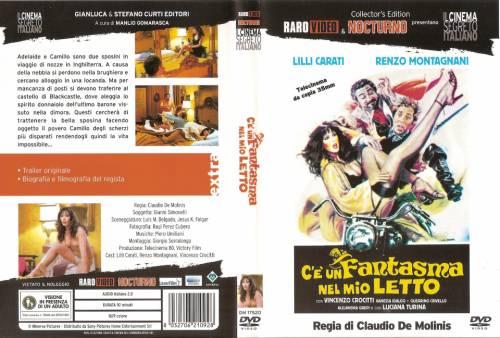 C E Un Fantasma Nel Mio Letto.C E Un Fantasma Nel Mio Letto 1981 Director Claudio Giorgi