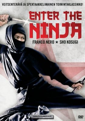 Enter the Ninja (1981) director: Menahem Golan | DVD | Future Film (finland)