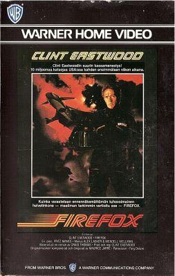 Firefox (1982) | vhs