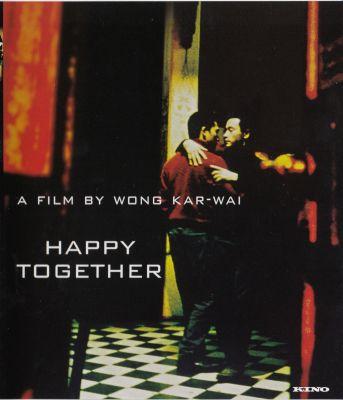 Happy Together (1997) director: Kar-Wai Wong | BLU-RAY