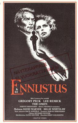 Ennustus (2017) | vhs