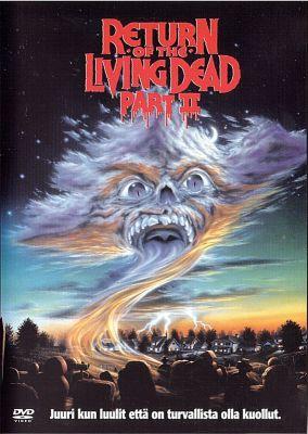 Return Of The Living Dead Ii 1988 Michael Kenworthy Comedy