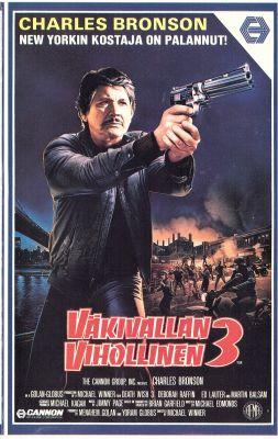 Väkivallan vihollinen 3 () | vhs