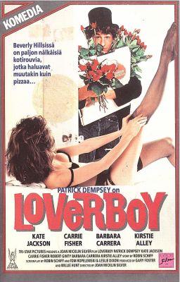 Loverboy 1989 Patrick Dempsey Comedy Movie Videospace