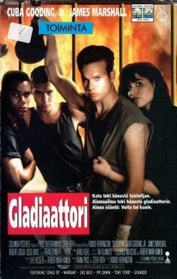Gladiator 1992 James Marshall Action Movie Videospace
