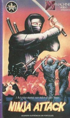 Ninja Attack () | vhs