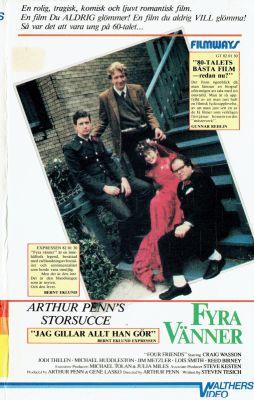 Fyra Vänner (1981) | vhs