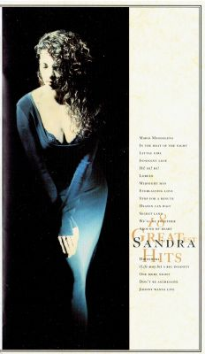 18 Greatest Sandra Hits (1992) director:  | VHS | Virgin (uk)