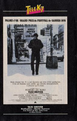 Taxi Driver () | vhs