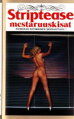 Striptease mestaruuskisat (1986), adult movie