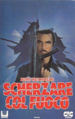 Stick 1985 Director Burt Reynolds Vhs Esselte Video
