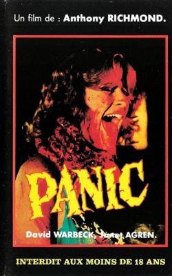 Panic () | vhs
