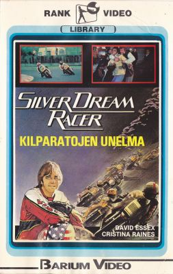 Silver Dream Racer (1980), David Essex action movie