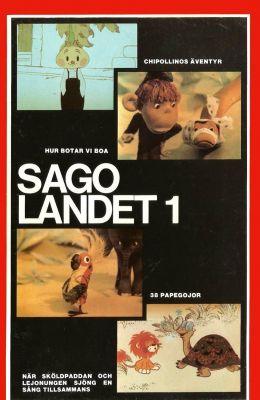 Sagolandet 1, animation movie