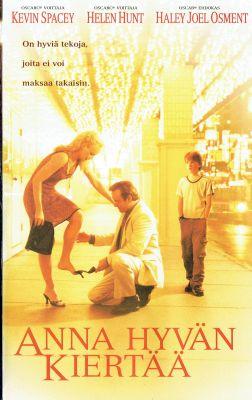 Anna hyvän Kiertää (2000) | vhs