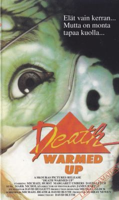 Death Warmed Up (1984) director: David Blyth   VHS   Future