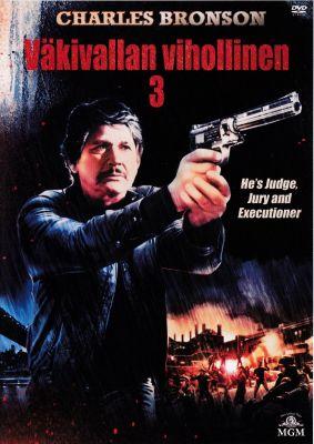 Väkivallan vihollinen 3 (2014) | dvd