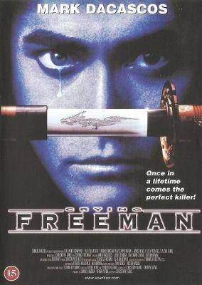 Crying Freeman - Mafian Pyöveli (2014) | dvd