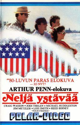 Neljä ystävää (1981) | vhs