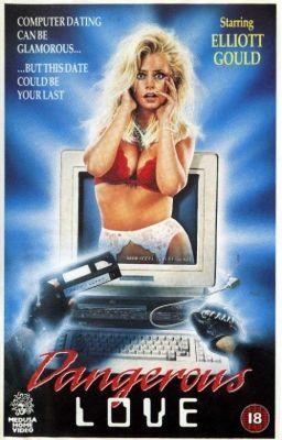 Dangerous Love (1988) director: Marty Ollstein | VHS | Medusa (uk)