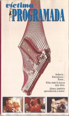 Victima Programada (1995) director: Lloyd A. Simandl | VHS | Transeuropa Video Entertainment (argentina)