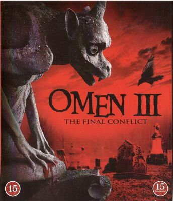 Omen III: The Final Conflict (0) | bluray