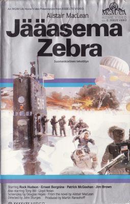 Jääasema Zebra (2005)   vhs