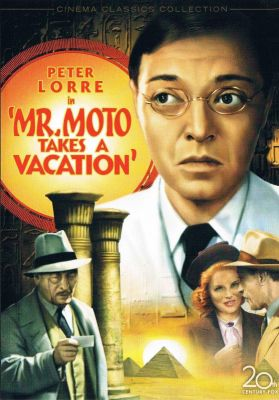 Mr. Moto Takes a Vacation (1939) | dvd