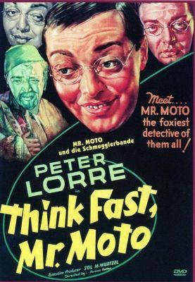 Mr. Moto und der Schmugglerring (1937) | dvd