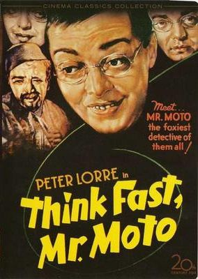 Think Fast, Mr. Moto (1937) | dvd