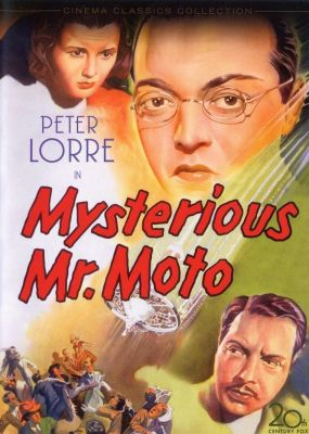 Mysterious Mr. Moto (1938) | dvd