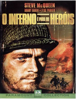 Hell Is for Heroes (1962), Steve McQueen drama movie
