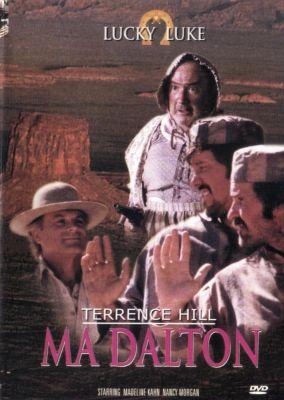 """""""Lucky Luke"""" Ma Dalton ()   dvd"""