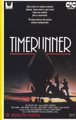 Timerunner (1974) | vhs