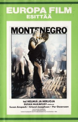 Montenegro (1981), Susan Anspach drama movie