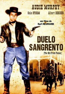 Duelo Sangrento (1950) | dvd