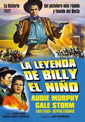 La leyenda de Billy el Niño (1950) | dvd