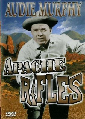 Apache Rifles (1964) director: William Witney | DVD | MJF & Associates (canada)