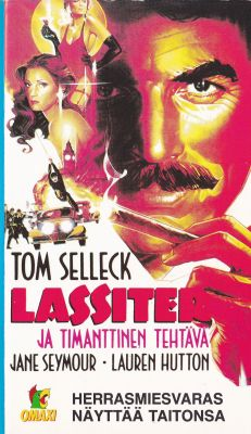 Lassiter (1984), Tom Selleck action movie