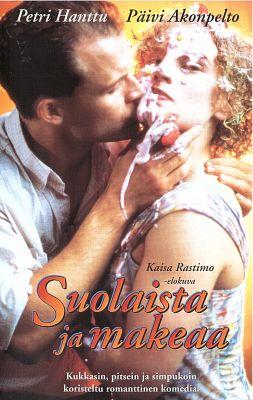 Suolaista ja makeaa (1995) director: Kaisa Rastimo | VHS | Finnkino (finland)