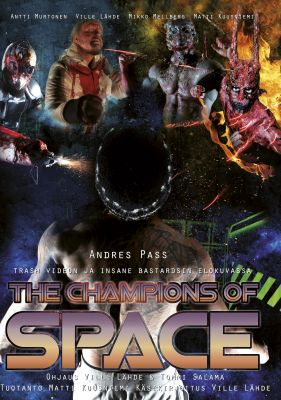 Champions of Space () | dvd
