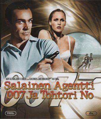 Salainen Agentti 007 ja Tohtori No (1962) director: Terence Young | BLU-RAY | FS Film (finland)