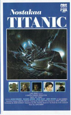 Nostakaa Titanic (2004) | vhs