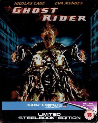 Ghost Rider (2007), Matt Long horror movie   Videospace