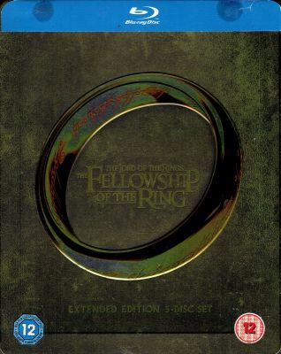 The Lord of the Rings - The Fellowship of the Ring - Extended Edition 5-Disc Set (2004) | bluray