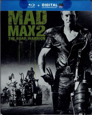 Mad Max 2 - The Road Warrior (1981) director: George Miller | BLU-RAY | Warner Home Video / Warner Bros. Entertainment (france)