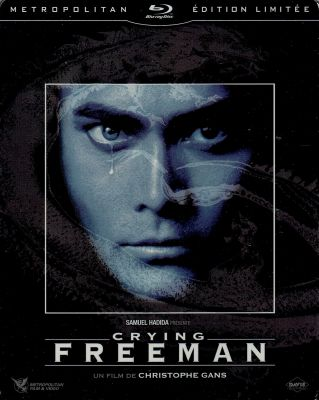 Crying Freeman (1995) director: Christophe Gans | BLU-RAY | Metropolitan Filmexport (france)