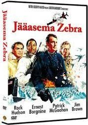Jääasema Zebra (1968) director: John Sturges   DVD   Warner Home Video / Warner Bros. Entertainment (finland)